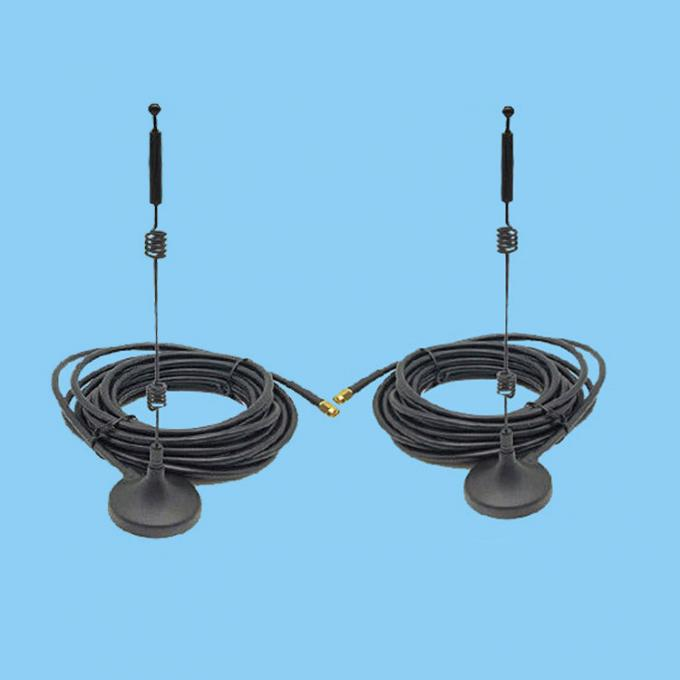 Three Netcom GSM CDMA Antenna Sucker Router Wifi Type With Double Springs